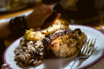 Jerk Chicken del Corsaro