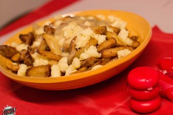 Poutine canadese